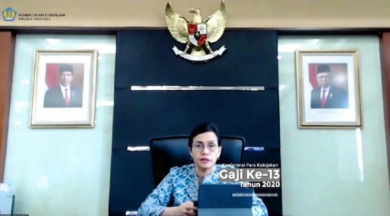 Menteri Keuangan