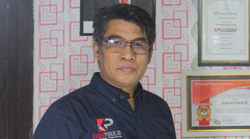 Mahmud Marhaba Surat TerbukaSekjen JMSI Pusat Kapolda Maluku Utara