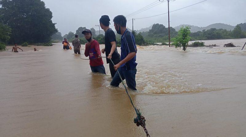 Cyber Adventure Indonesia Tanah Laut BanjirKalimantan Selatan