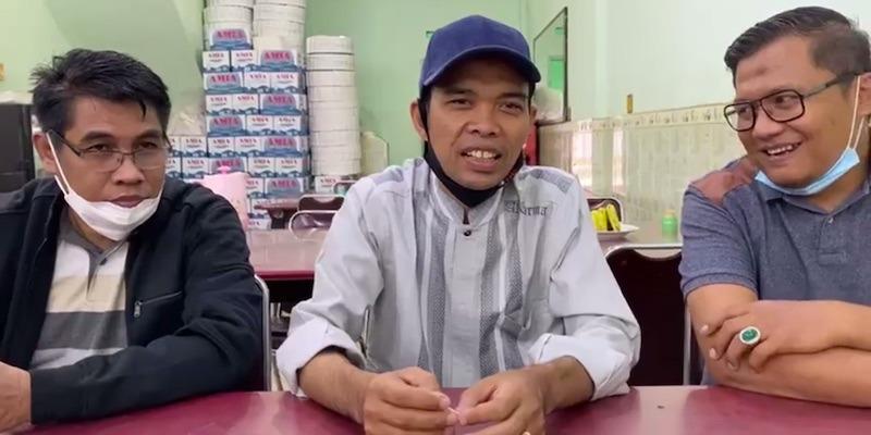 Ustadz Abdul Somad HUT JMSI HPN 2021 Tausyiah Nasional Kode Etik Jurnalistik