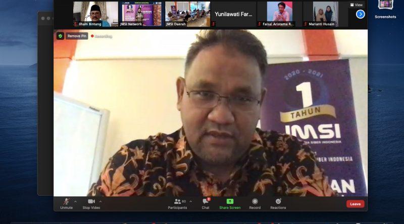 Jaringan Media Siber Indonesia JMSI HUT Dewan Pers