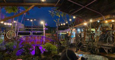 Cafe Puja Jati Alam Bontang