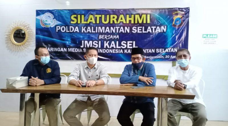 Hoax Polda Kalsel JMSI Kalsel Media