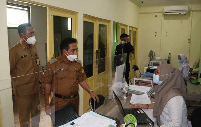 Arifin Noor Dishub Dinsos Kota Banjarmasin