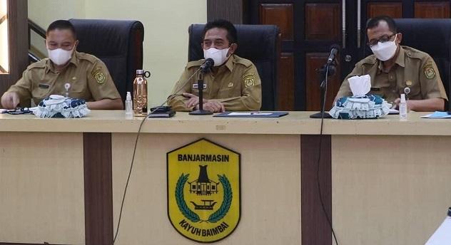 Arifin Noor SKPD Kota Banjarmasin