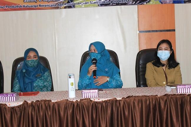 Siti Wasilah TP PKK Kota Banjarmasin