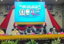 Harjad Kota Banjarmasin Harry Wijaya DPRD Kota Banjarmasin